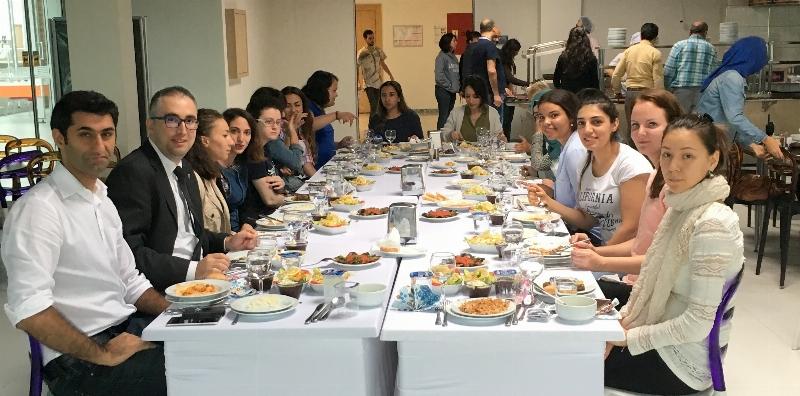 Uluslararası Öğrenciler Oryantasyon Eğitiminde…