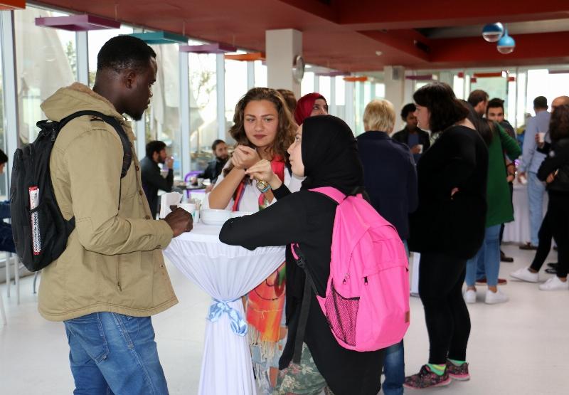 Uluslararası Öğrenciler 'Welcome Party' de buluştu… 3
