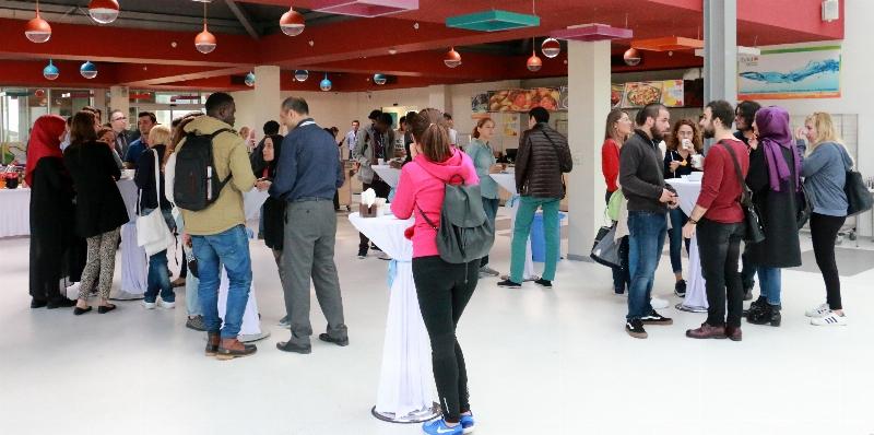 Uluslararası Öğrenciler 'Welcome Party' de buluştu…