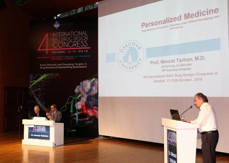 Üsküdar Üniversitesi ve NPİSTANBUL Hastanesi Kişiye Özel İlaç Uygulamalarını ve bu alandaki başarılarını anlattı… 2