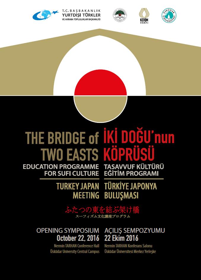 Türkiye ile Japonya arasında tasavvuf köprüsü