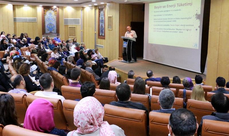 Prof. Dr. Nevzat Tarhan Rehber Öğretmenlere Seslendi.