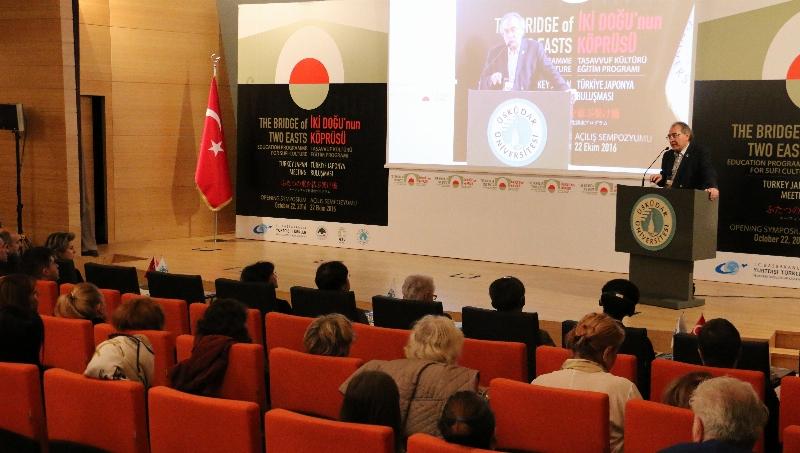 Türk-Japon Dostluğu Tasavvufla Güçlenecek! 3