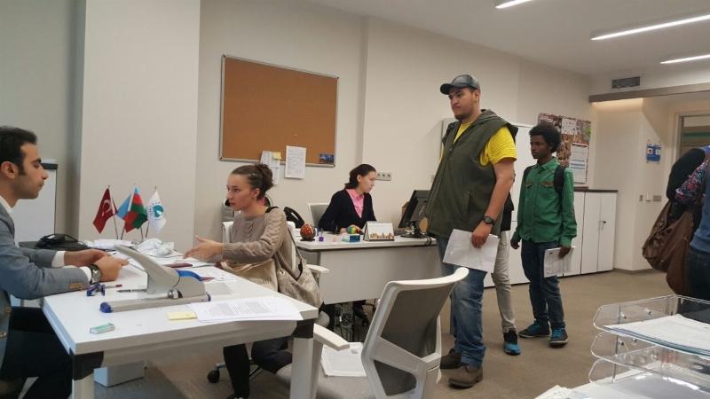 Üsküdar Üniversitesinden Yabancı Uyruklu Öğrencilerine Kolaylık
