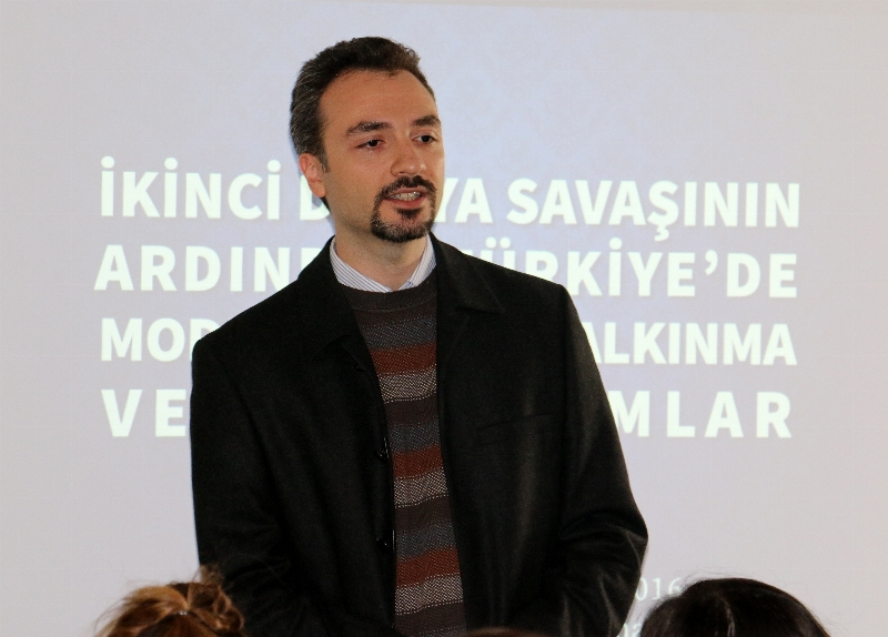 """Gökçay: """"Türkiye'nin ağır sanayi yoluyla kalkınması istenmemişti"""" 3"""