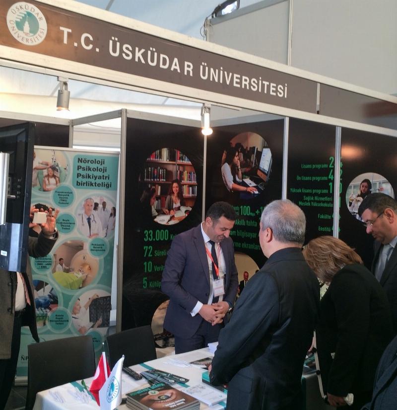 Üsküdar Üniversitesi Samsunlu Adaylarla…