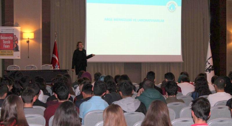 Üsküdar Üniversitesi Samsunlu Adaylarla… 2