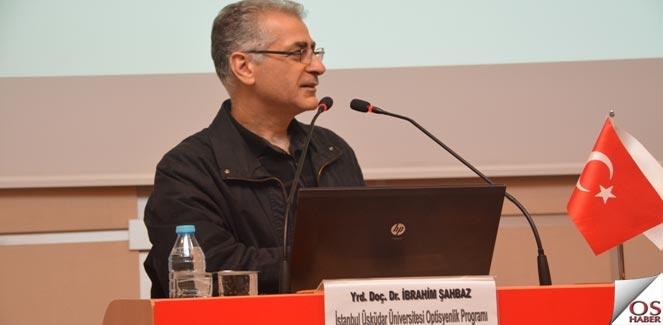 """Yrd. Doç. İbrahim Şahbaz: """"Optometristin Genel Tıp Eğitimi Olmalı"""" 2"""
