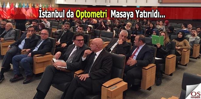 """Yrd. Doç. İbrahim Şahbaz: """"Optometristin Genel Tıp Eğitimi Olmalı"""""""