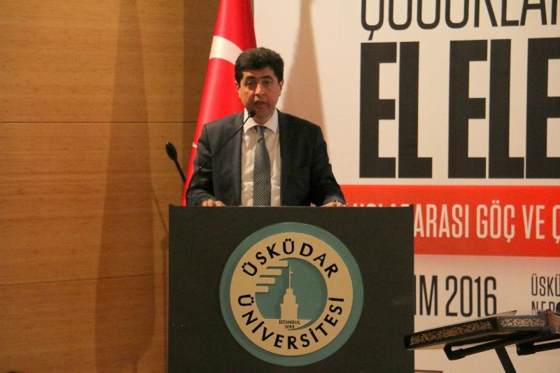 """Prof.Dr. Nevzat Tarhan: """"Göç, sosyal bir tsunamidir"""" 3"""