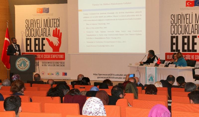 """Prof.Dr. Nevzat Tarhan: """"Göç, sosyal bir tsunamidir"""" 6"""