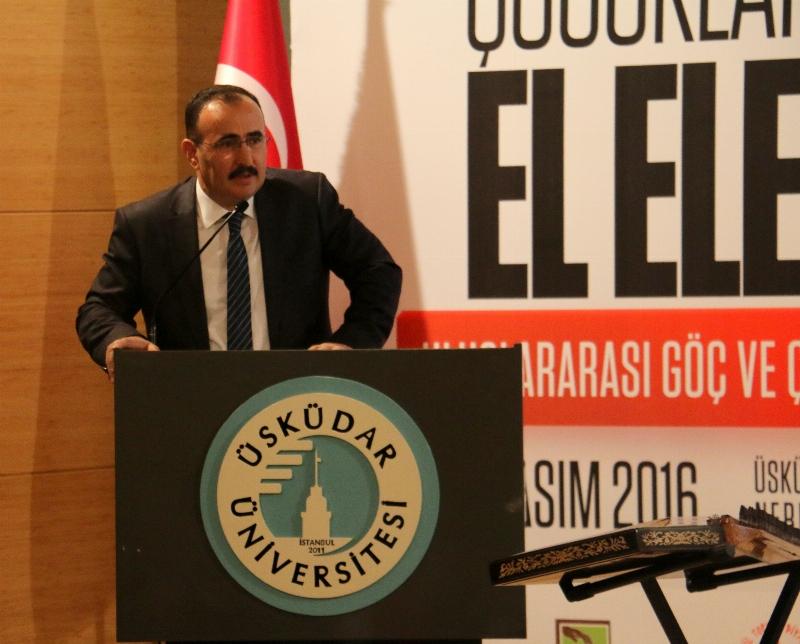 """Prof.Dr. Nevzat Tarhan: """"Göç, sosyal bir tsunamidir"""" 2"""
