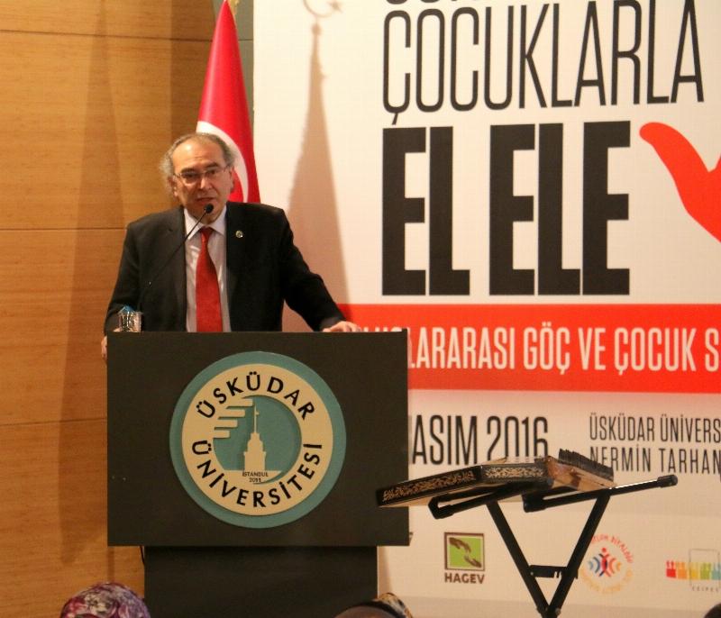 Yenişafak Yazarı Yaşar Süngü Prof. Dr. Nevzat Tarhan'ı köşesine taşıdı... 2