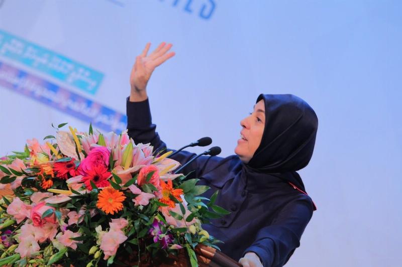 Kavakçı Türkiye'nin değişen rol modelliğini anlattı.