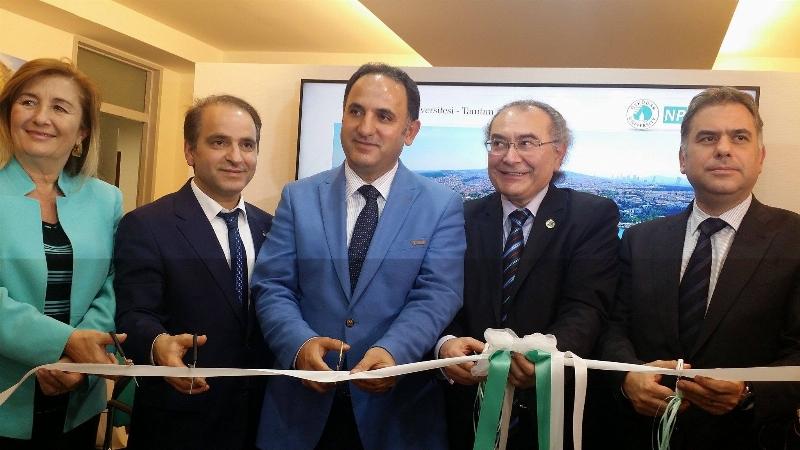 Üsküdar University NPHOSPITAL Europe görkemli bir törenle açıldı...