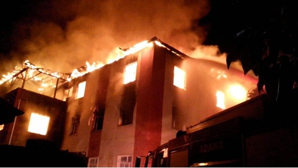 Yangınlara karşı üç önlem!