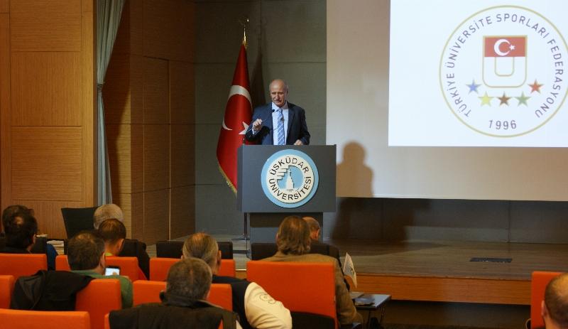 TÜSF seçimi Üsküdar Üniversitesi'nde yapıldı