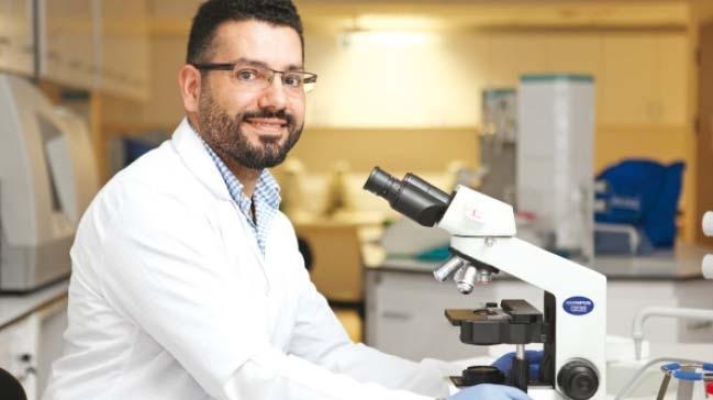 Kanserin Stratejisini Çözen Salih Gencer'e Avrupa'dan Saygın Bir Ödül