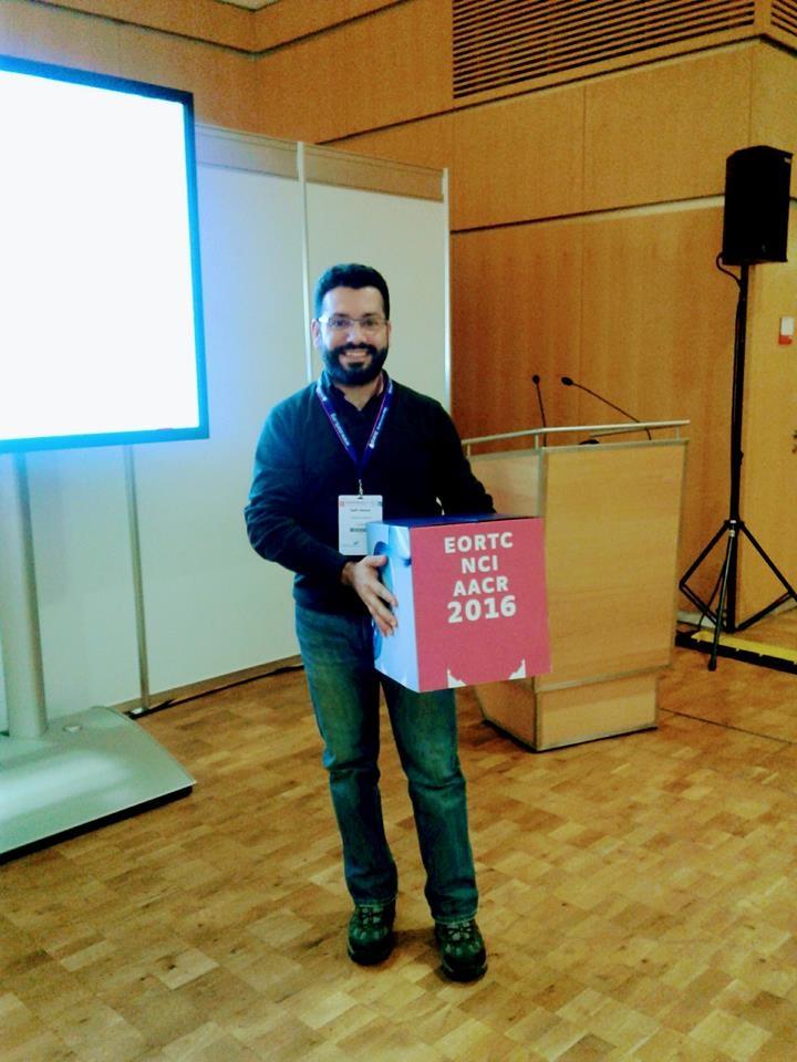 Kanserin Stratejisini Çözen Salih Gencer'e Avrupa'dan Saygın Bir Ödül 2