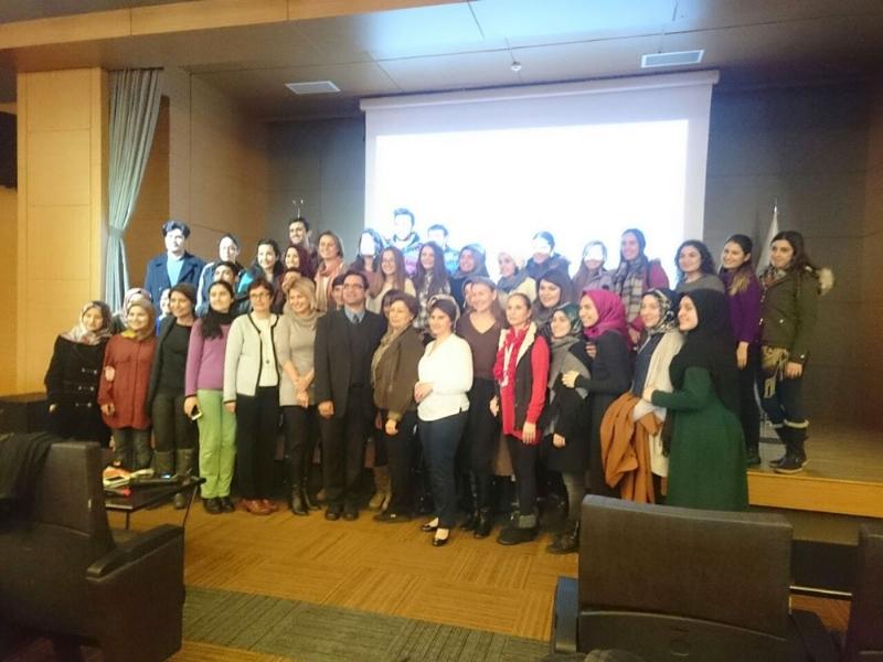Yunan profesörden önemli konferans 2