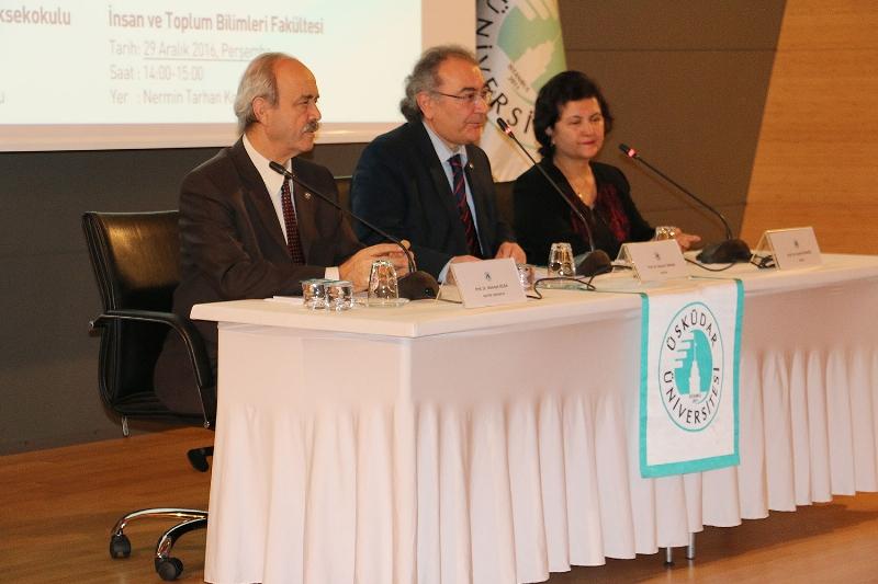 Üsküdar Üniversitesi öğrencileri rektörüyle buluşuyor…