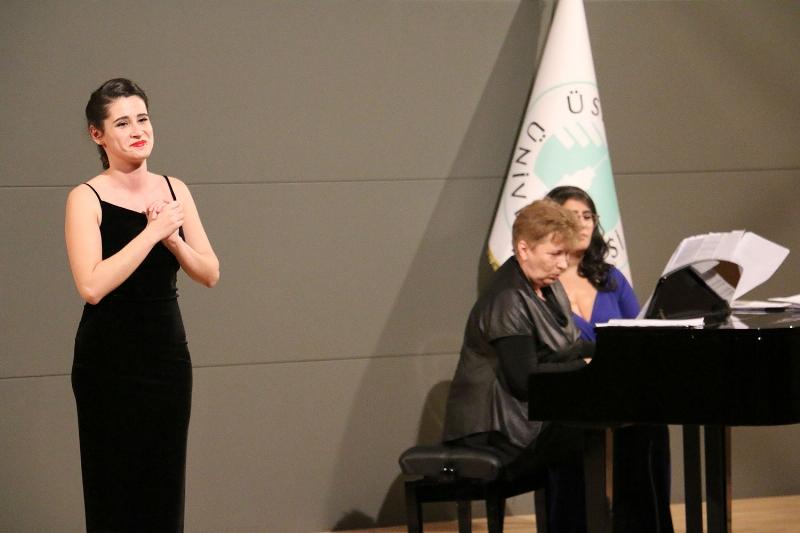 Üsküdar'da klasik müzik ziyafeti