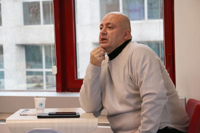 Tea Talks'un bu haftaki konuğu yazar Nedret Arsanel'di. 2