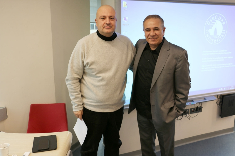 Tea Talks'un bu haftaki konuğu yazar Nedret Arsanel'di. 3