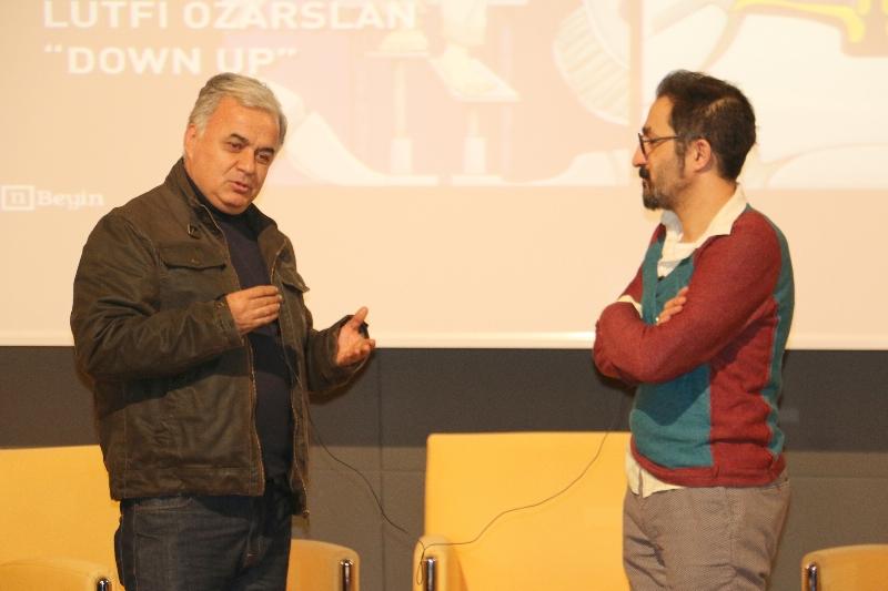 Hayal ve bilimkurgu dünyasının yeni yazarları Üsküdar'daydı 3