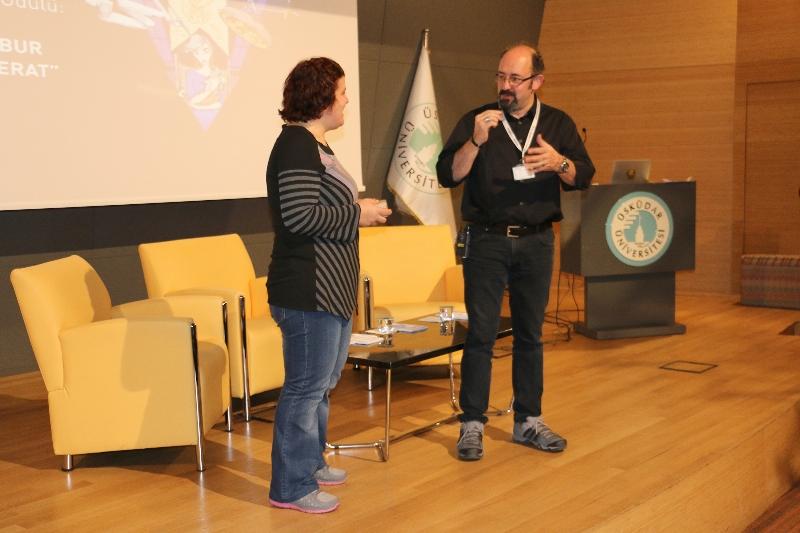 Hayal ve bilimkurgu dünyasının yeni yazarları Üsküdar'daydı 2