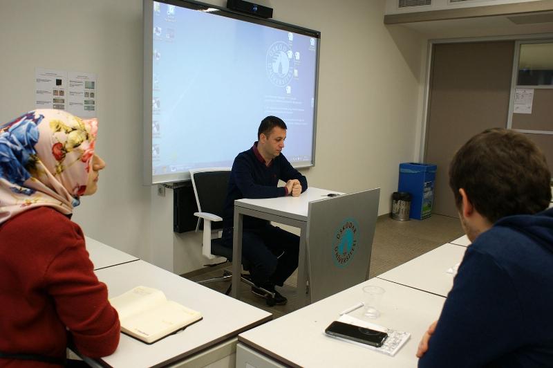 Psikoloji öğrencileri PSİART'la tanıştı 2