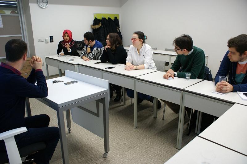 Psikoloji öğrencileri PSİART'la tanıştı