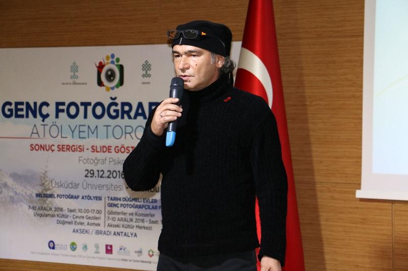 Genç fotoğrafçılar Üsküdar'da buluştu 3