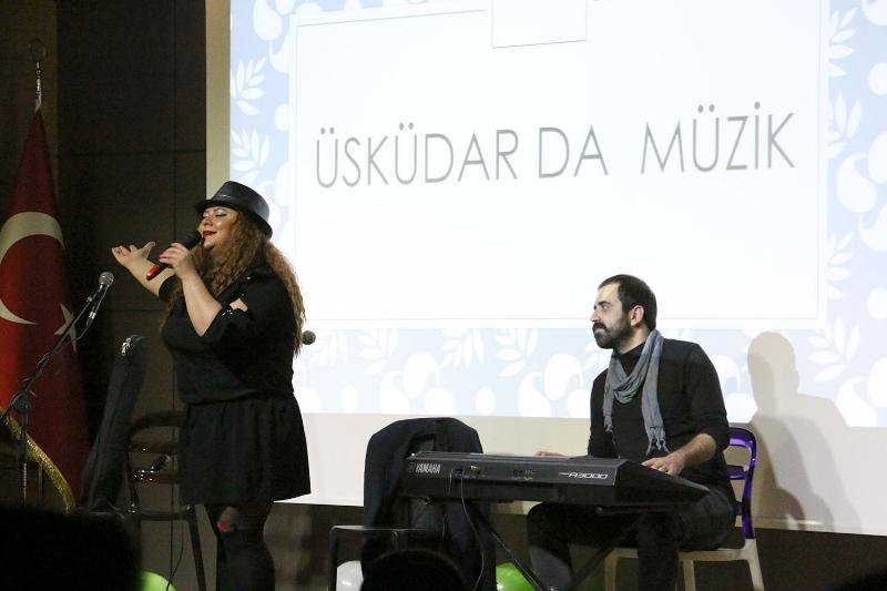 Üsküdar'da müzik coşkusu 2