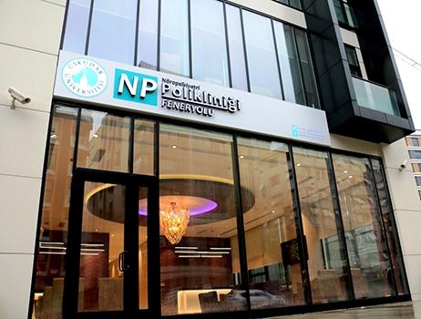NP Feneryolu Polikliniğimiz artık yeni binasında! 2
