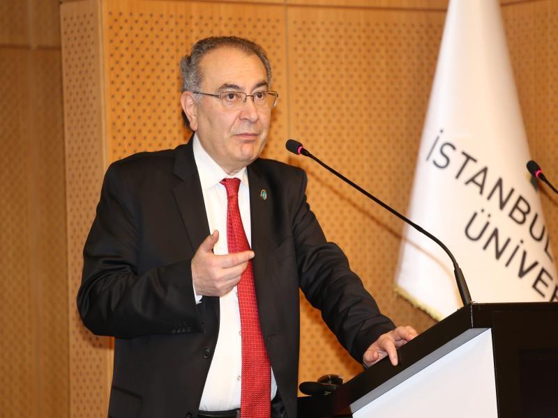 Manevi Reçete Konferansları Prof. Dr. Nevzat Tarhan ile başladı. 2