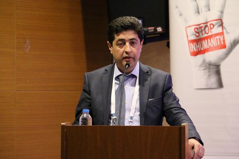 """Prof. Dr. Nevzat Tarhan: """"Savaşın mağduru çocuklar eğitimle geleceği hazırlanır"""" 3"""