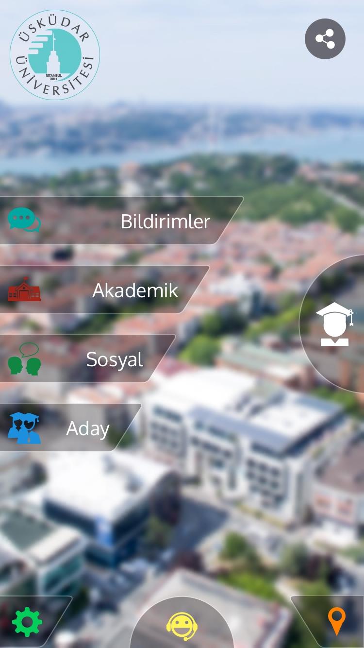 Üsküdar Üniversitesinin mobil uygulamasında rekor kullanım 2
