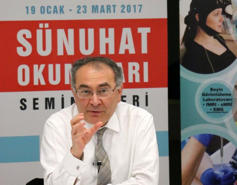 Prof. Dr. Nevzat Tarhan Sünuhat Okumaları'nda 2