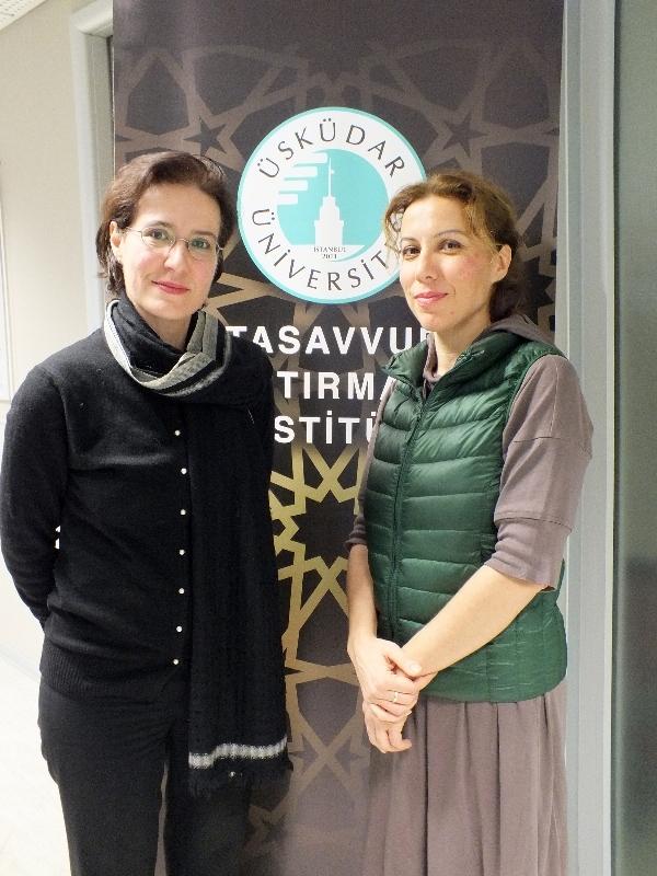 Tasavvuf Kültürü ve Edebiyatı Yüksek Lisans Programına akademisyenler de ilgi gösteriyor