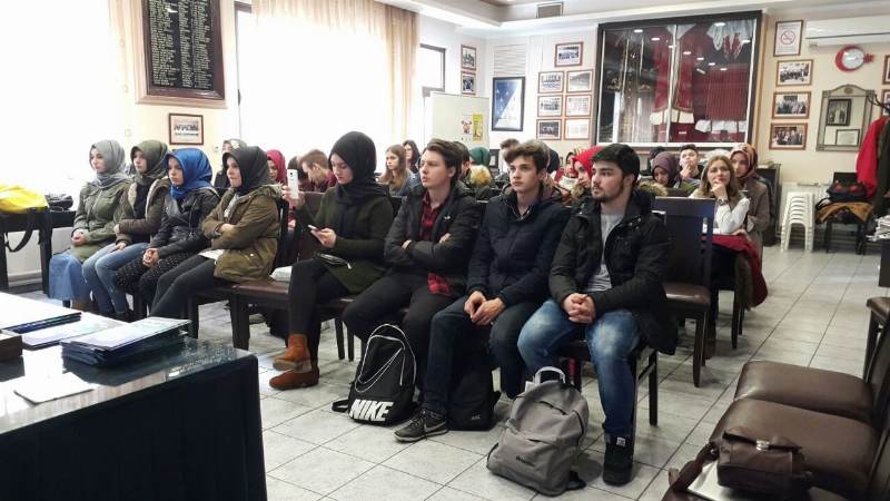 Yunanistan'dan Üsküdar Üniversitesi'ne büyük ilgi