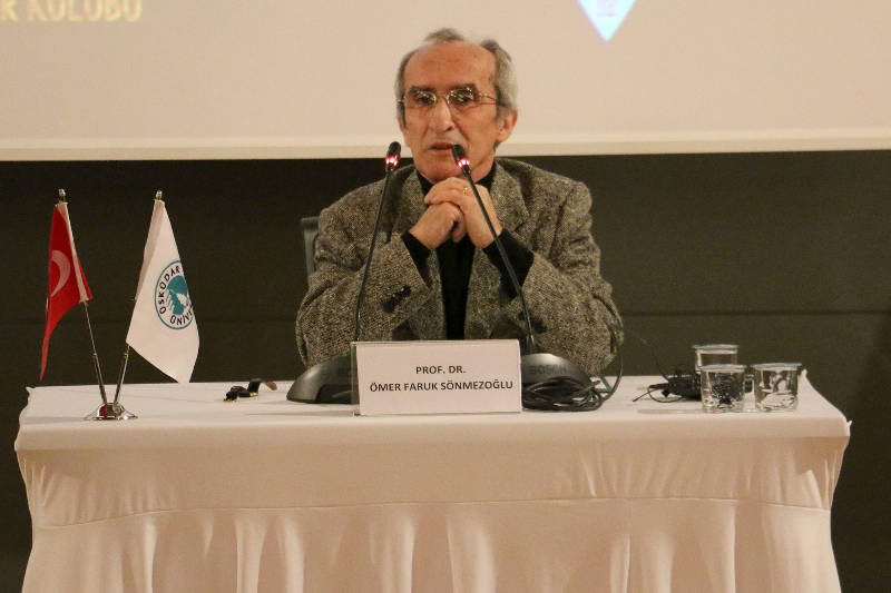 """Prof. Dr. Ömer Faruk Sönmezoğlu; """"Etnik ve dini temelli federe devletlerde bölünme mümkün"""""""