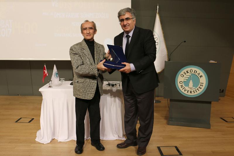 """Prof. Dr. Ömer Faruk Sönmezoğlu; """"Etnik ve dini temelli federe devletlerde bölünme mümkün"""" 2"""