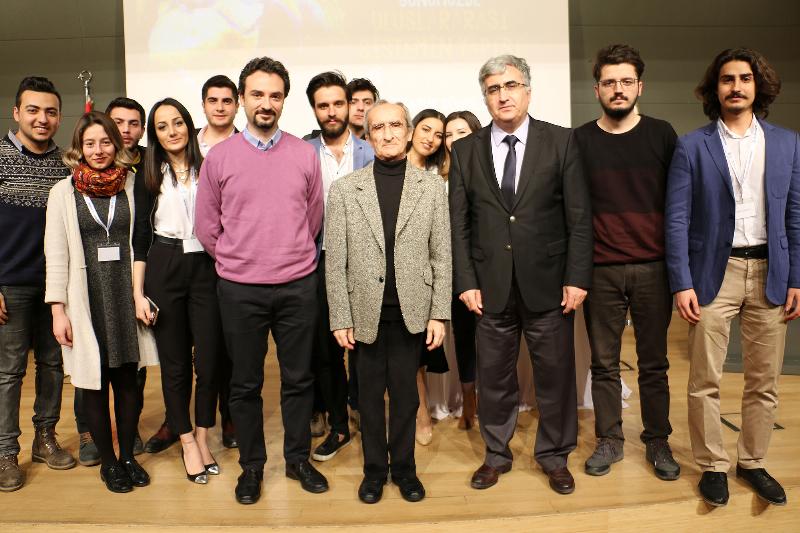 """Prof. Dr. Ömer Faruk Sönmezoğlu; """"Etnik ve dini temelli federe devletlerde bölünme mümkün"""" 3"""