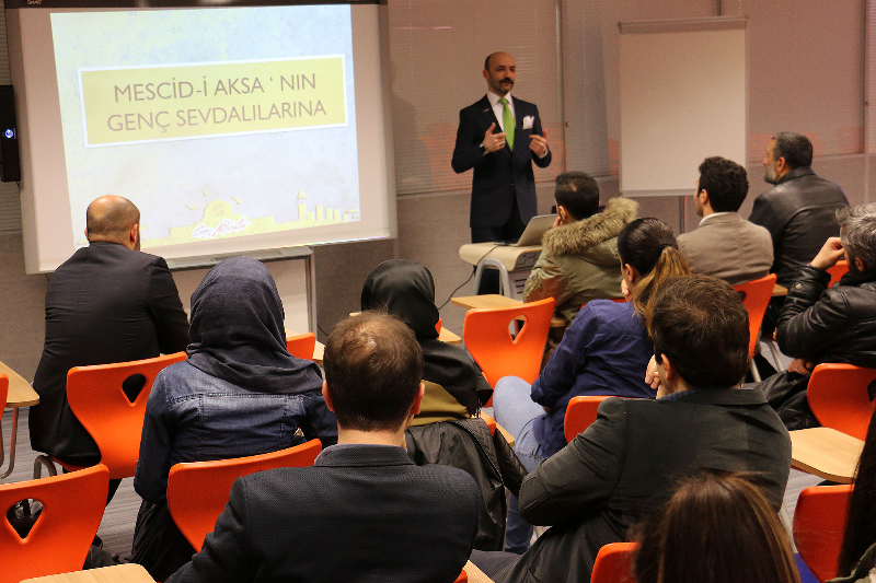 Kudüs ve Mescid-i Aksa sevdalısı Gençler Kudüs'te yaşananları anlattı