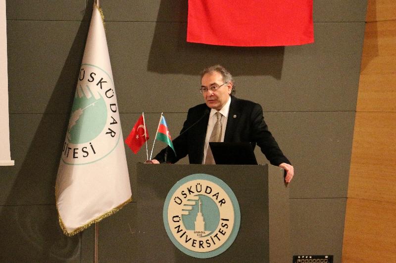 """Prof. Dr. Nevzat Tarhan: """"Hocalı Travması iki ülke halkını birbirine yakınlaştırdı"""" 2"""