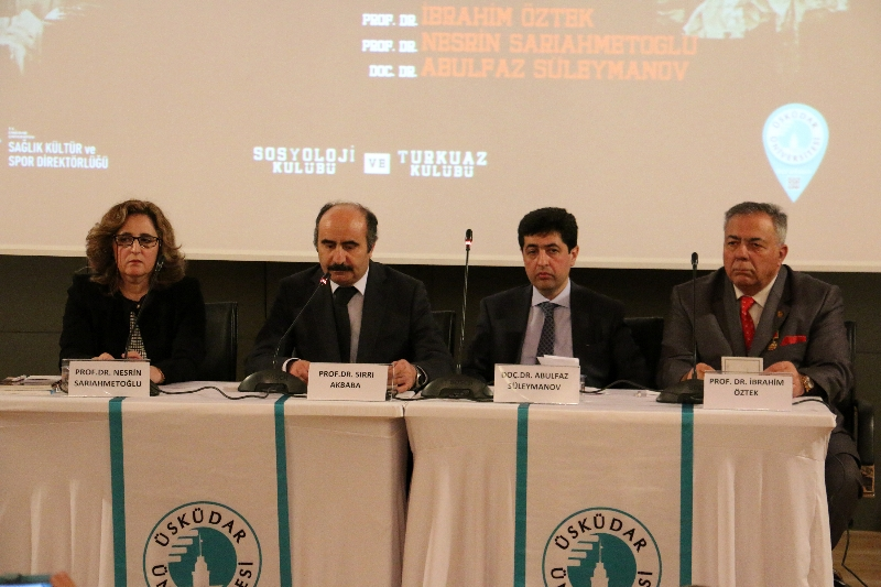 """Prof. Dr. Nevzat Tarhan: """"Hocalı Travması iki ülke halkını birbirine yakınlaştırdı"""" 5"""