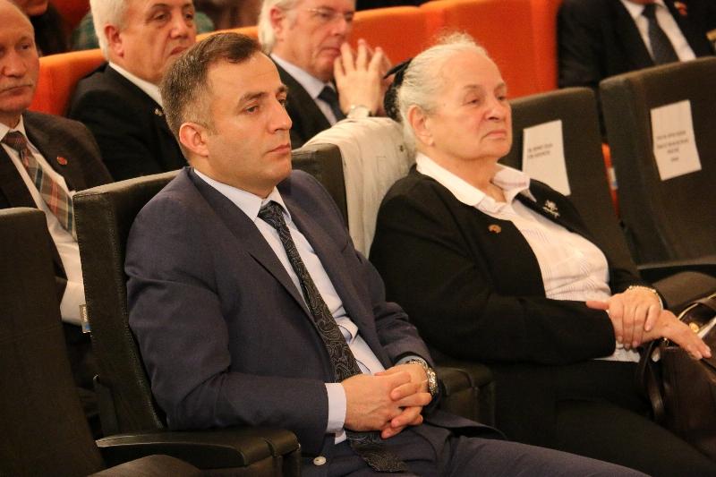 """Prof. Dr. Nevzat Tarhan: """"Hocalı Travması iki ülke halkını birbirine yakınlaştırdı"""" 7"""
