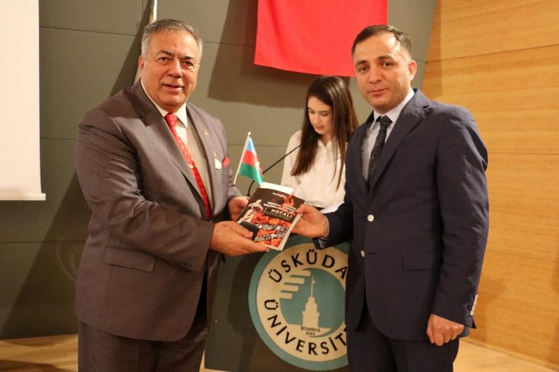 """Prof. Dr. Nevzat Tarhan: """"Hocalı Travması iki ülke halkını birbirine yakınlaştırdı"""" 6"""