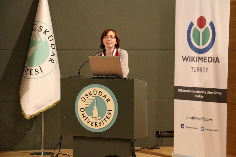 Vikipedistler Üsküdar Üniversitesinde